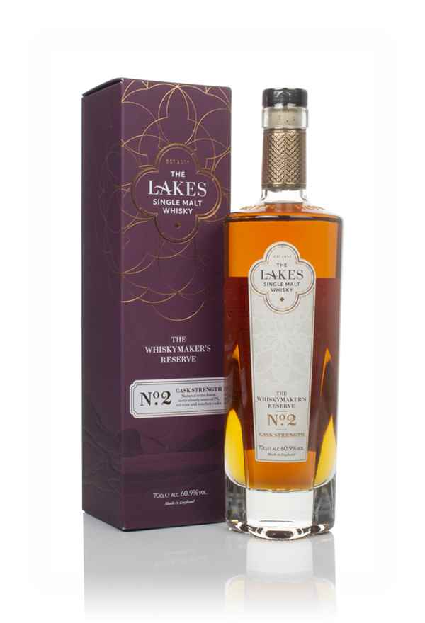 The Lakes Whiskymaker's Reserve No. 2