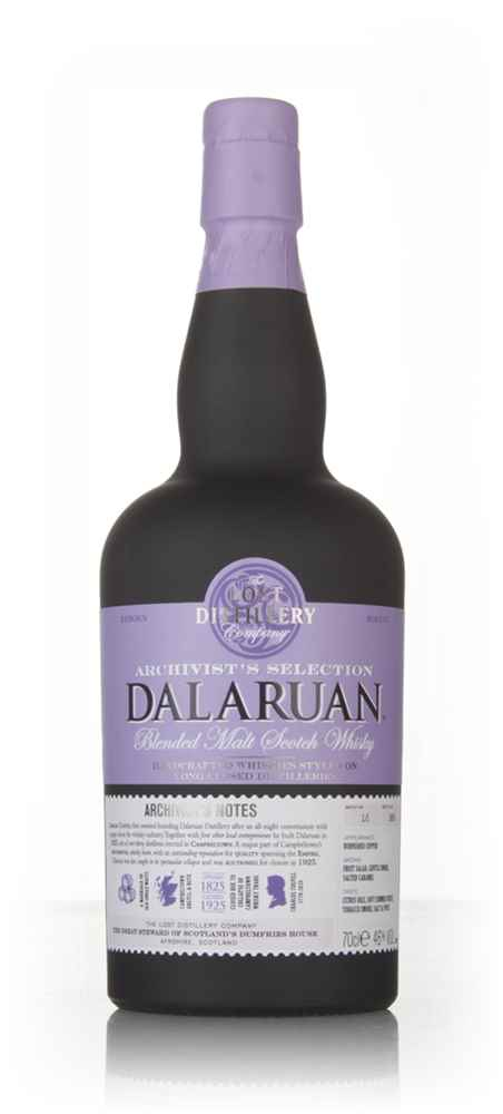 Dalaruan - Archivist's Selection (The Lost Distillery Company)