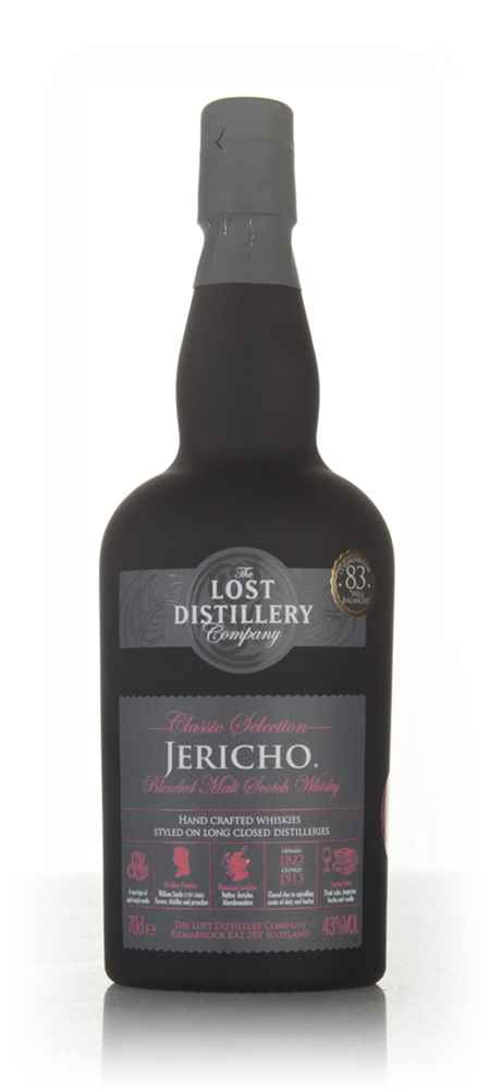 Jericho - Classic Selection (The Lost Distillery Company)