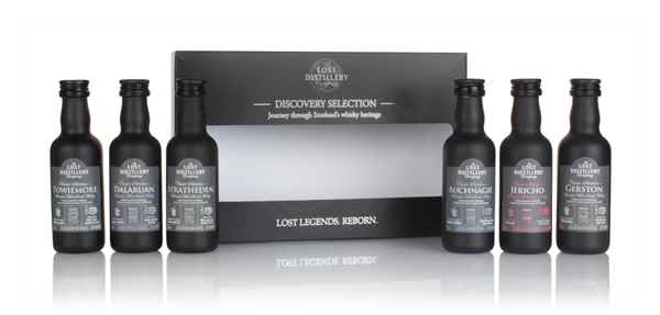 The Lost Distillery Company Discovery Selection (6 x 5cl)