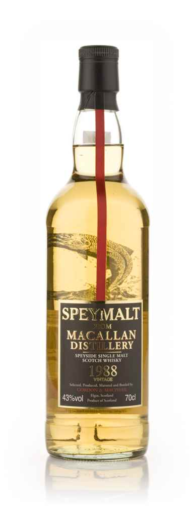 Macallan 1988 - Speymalt (Gordon and MacPhail)