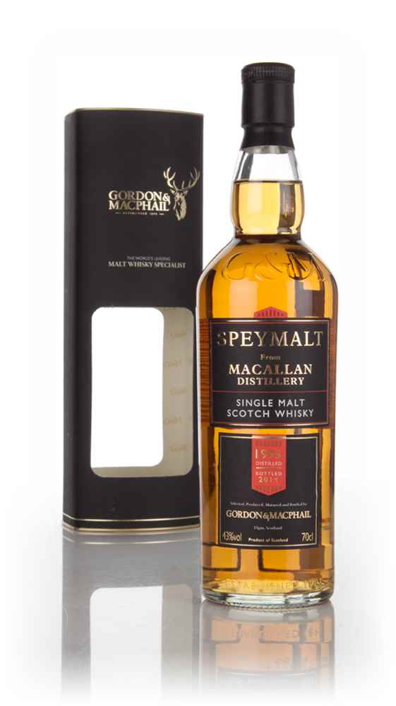 Macallan 1995 (bottled 2014) - Speymalt (Gordon & MacPhail)