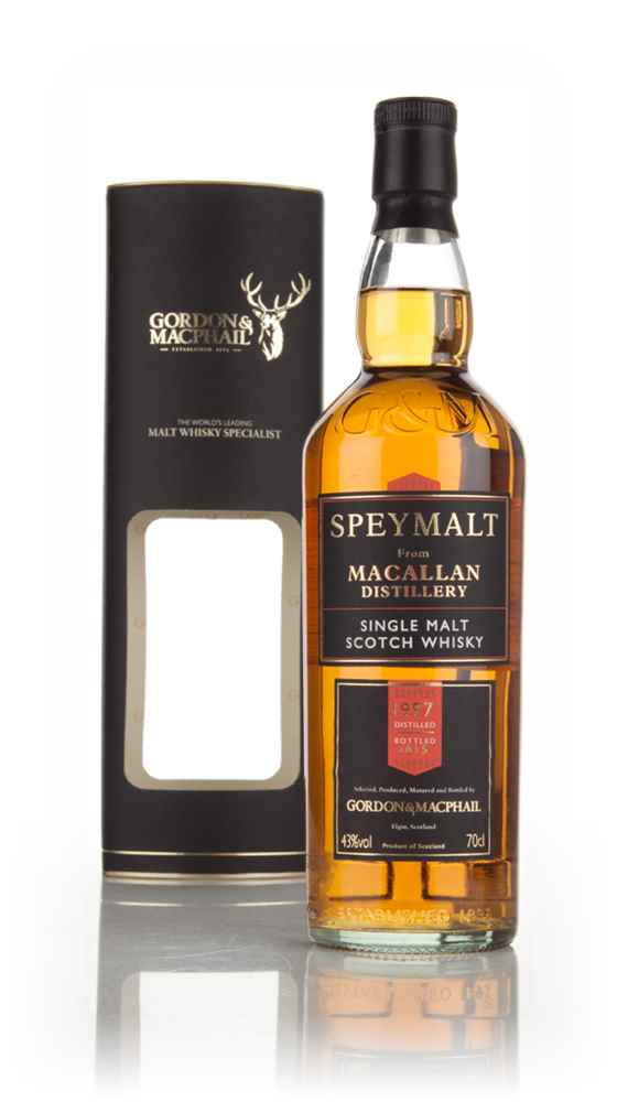 Macallan 1997 (bottled 2015) - Speymalt (Gordon & MacPhail)