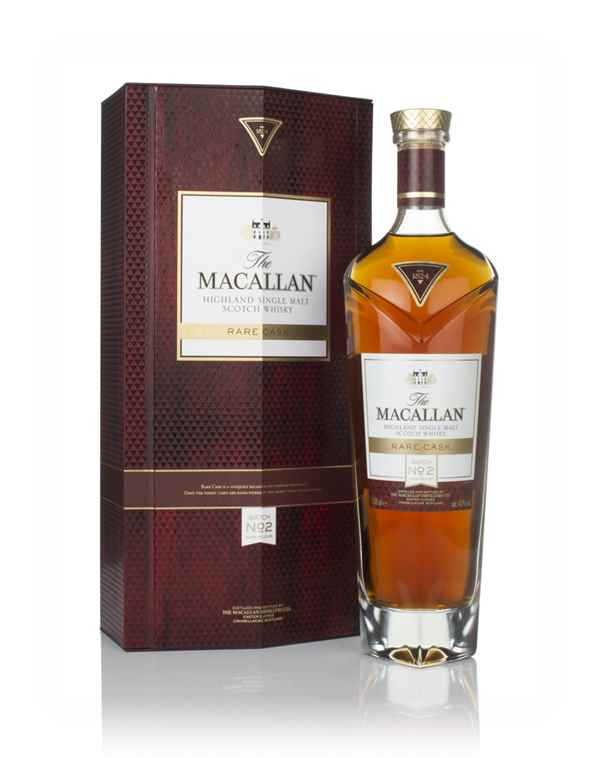 The Macallan Rare Cask - Batch No.2 (2019 Release)