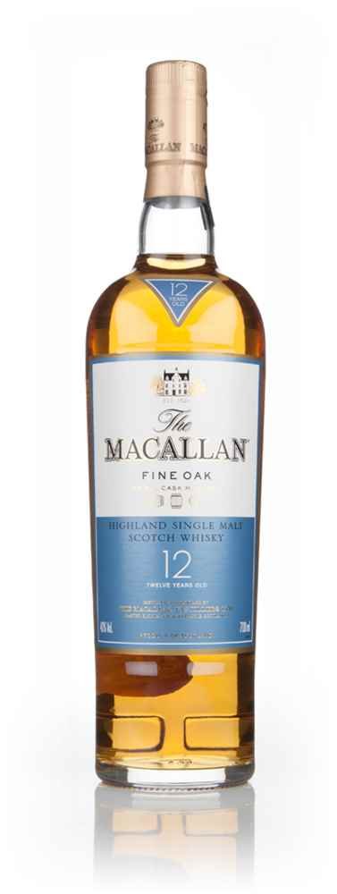 The Macallan 12 Year Old Fine Oak