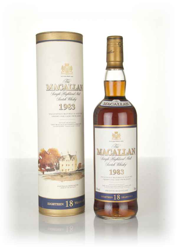 The Macallan 18 Year Old 1983