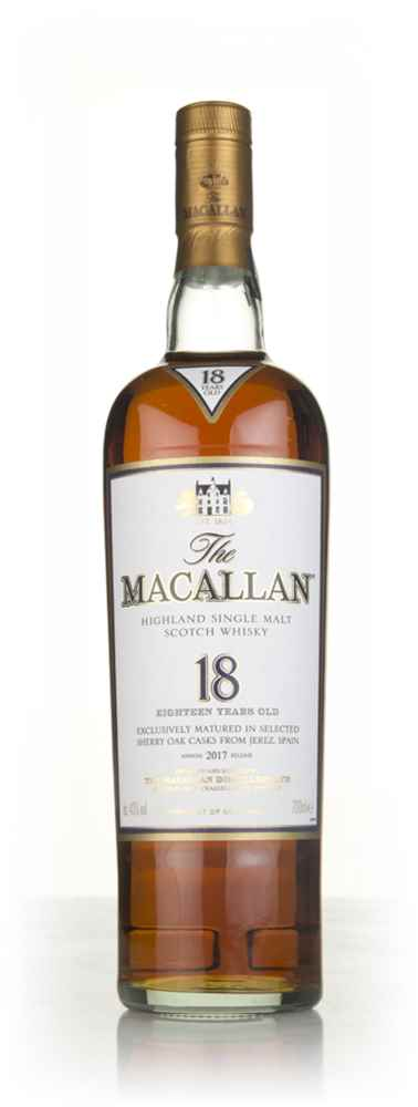 The Macallan 18 Year Old 2017 Release