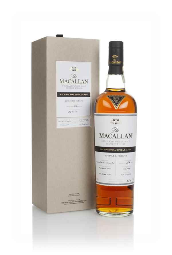The Macallan 67 Year Old 1950 - Exceptional Single Cask
