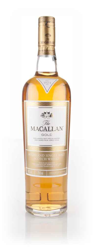 The Macallan Gold - 1824 Series