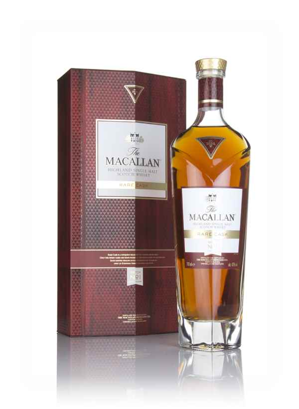 The Macallan Rare Cask - Batch No.1 (2018 Release)