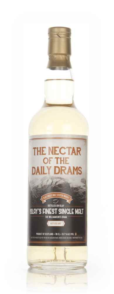 Islay's Finest Single Malt - The Nectar of the Daily Drams