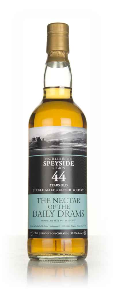Speyside Single Malt 44 Year Old 1973 - The Nectar of the Daily Drams