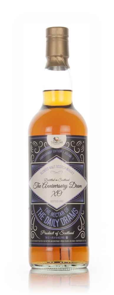 The Anniversary Dram XO Volume 11 - The Nectar of the Daily Drams