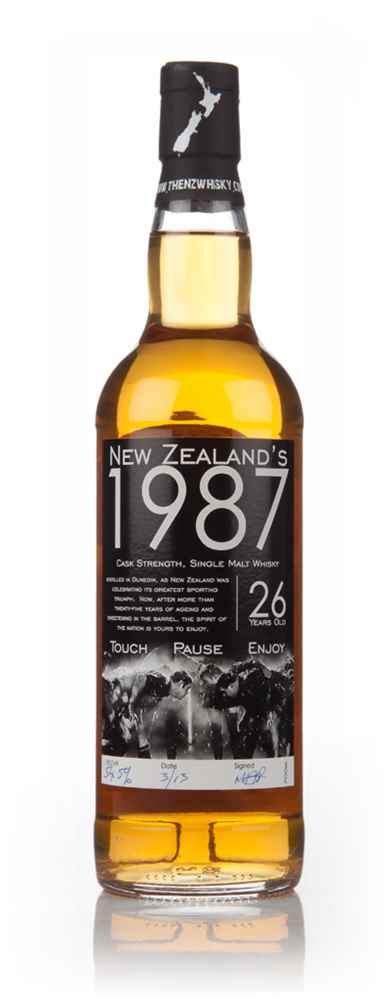 The 1987 - 26 Year Old Touch.Pause.Enjoy (The New Zealand Whisky Company)
