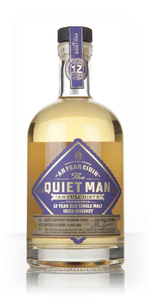 The Quiet Man 12 Year Old