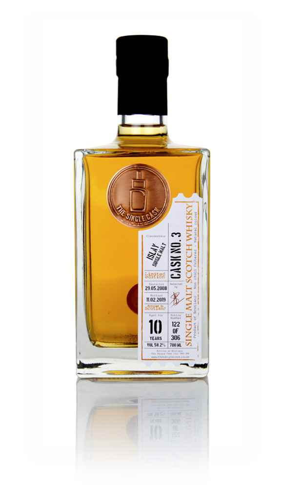 Islay Malt 10 Year Old 2008 (cask 3) - The Single Cask
