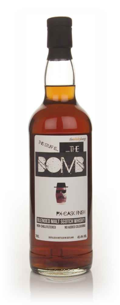 The Bomb - Pedro Ximénez Cask Finish (The Whisky Lounge)