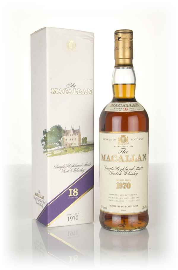 The Macallan 18 Year Old 1970