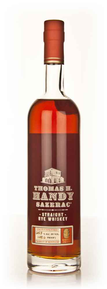 Thomas H Handy Straight Rye (2011 Release)