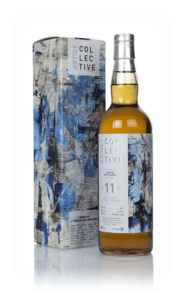 Ledaig 11 Year Old 2007 - Artist Collective (La Maison du Whisky)