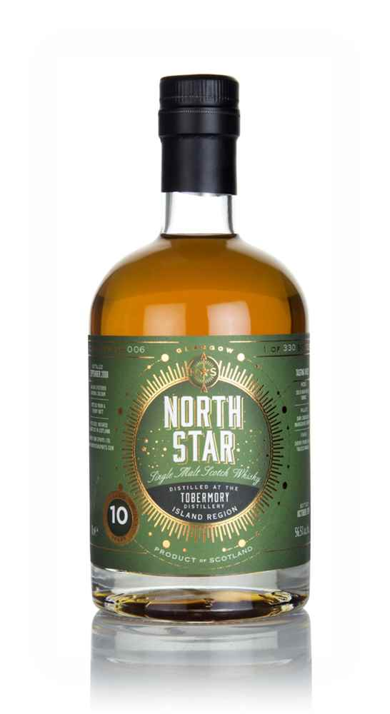 Tobermory 10 Year Old 2008 - North Star Spirits