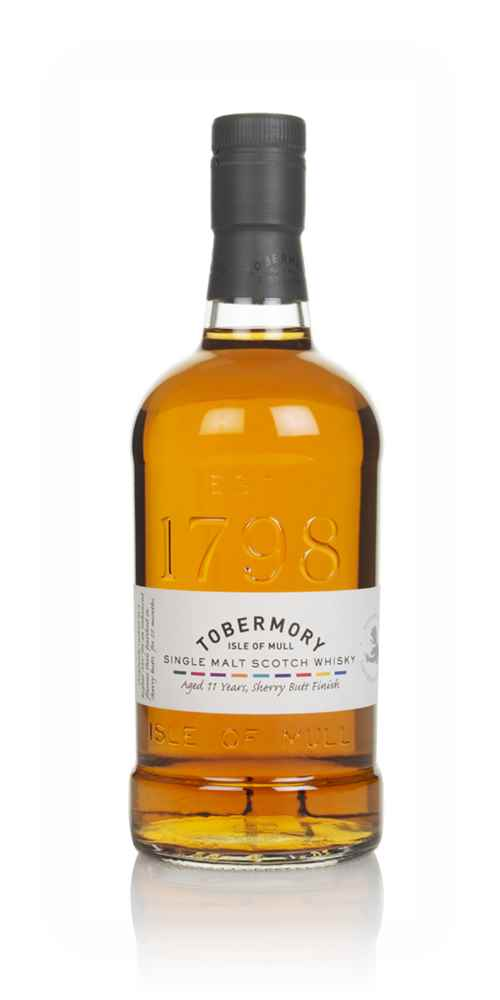 Tobermory 11 Year Old 2007 Sherry Butt Finish