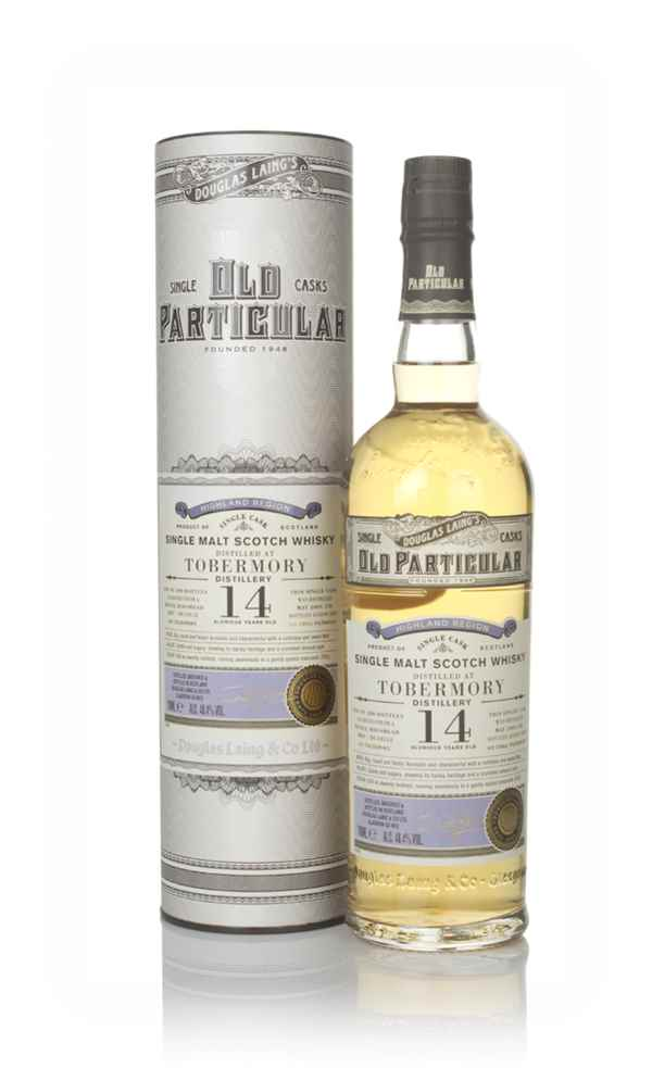 Tobermory 14 Year Old 2005 (cask 13512) - Old Particular (Douglas Laing)