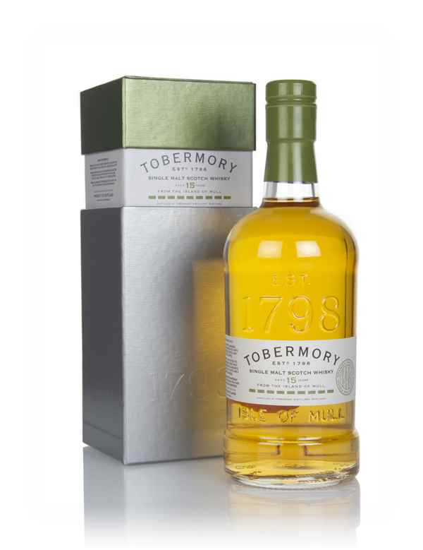 Tobermory 15 Year Old Spanish Oak Cask Finish