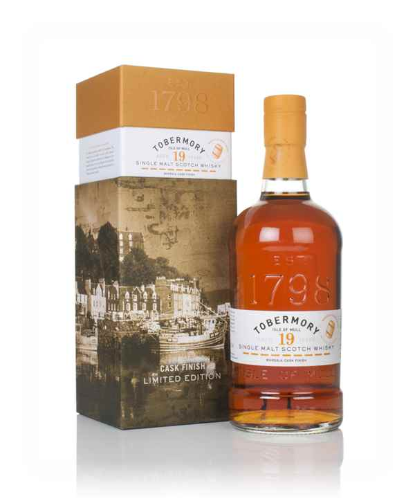 Tobermory 19 Year Old 1999 - Marsala Cask Finish