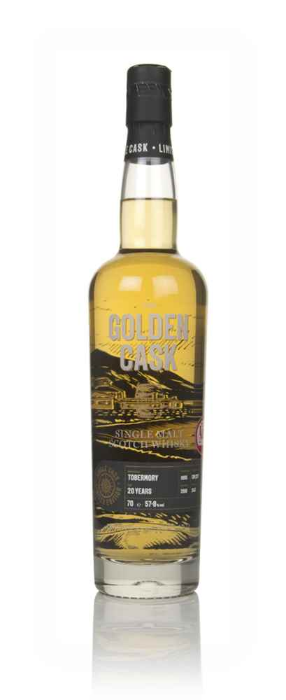 Tobermory 20 Year Old 1995 (cask CM227) - The Golden Cask (House of Macduff)
