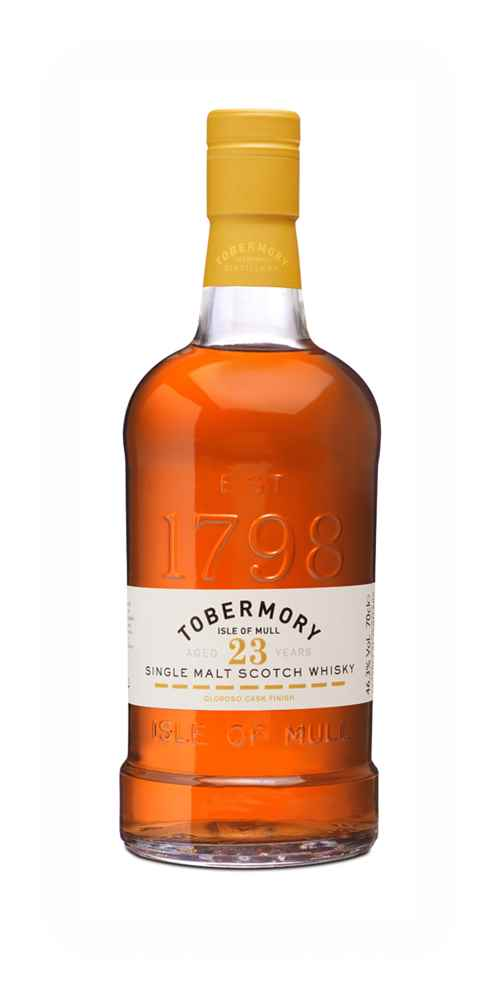 Tobermory 23 Year Old Oloroso Sherry Cask Finish