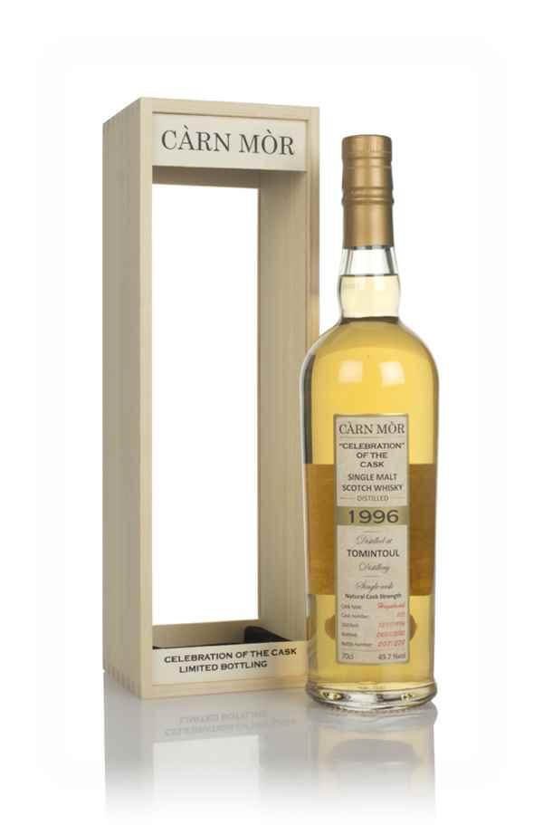Tomintoul 23 Year Old 1996 (cask 103) - Celebration Of The Cask (Càrn Mòr)