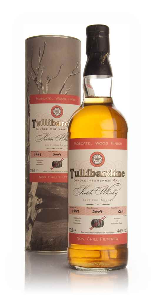 Tullibardine 1993 Moscatel Wood Finish