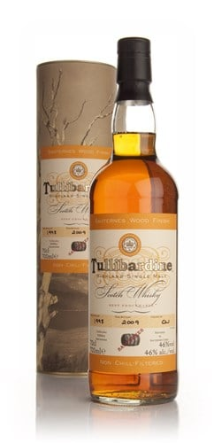 Tullibardine 1993 Sauternes Wood Finish