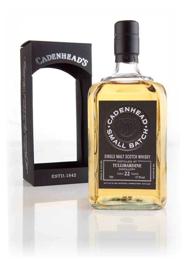 Tullibardine 22 Year Old 1993 - Small Batch (WM Cadenhead)