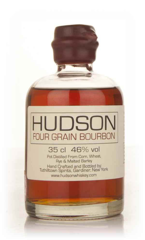 Hudson Four Grain Bourbon