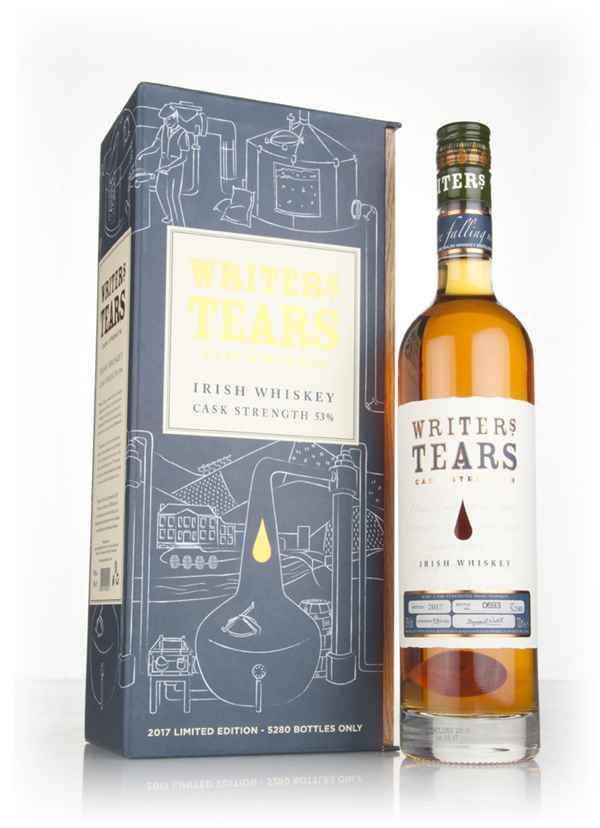 Writers Tears Cask Strength (2017 Release)