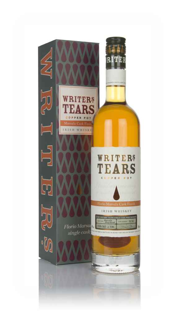 Writers Tears Florio Marsala Cask Finish