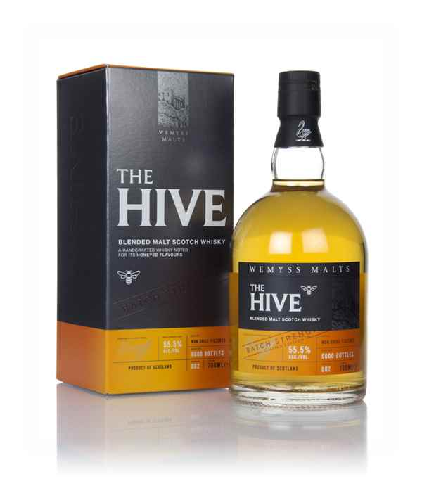 The Hive Batch Strength 002 (Wemyss Malts)