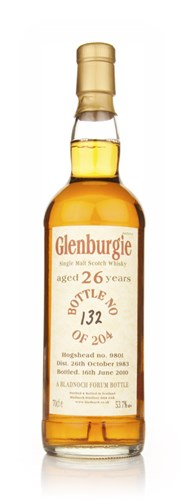 Glenburgie 26 Year Old 1983 (Bladnoch) 53.7%