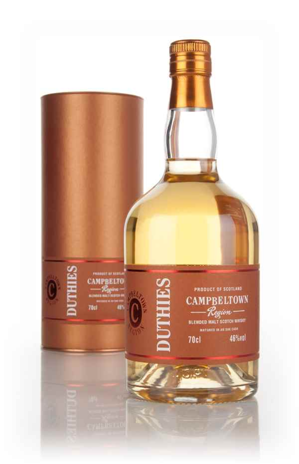 Campbeltown Blended Malt - Duthies (WM Cadenhead)