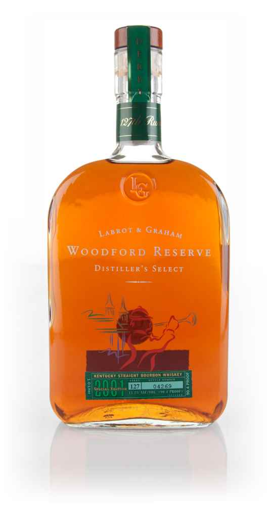Woodford Reserve 2001 - Kentucky Derby 127