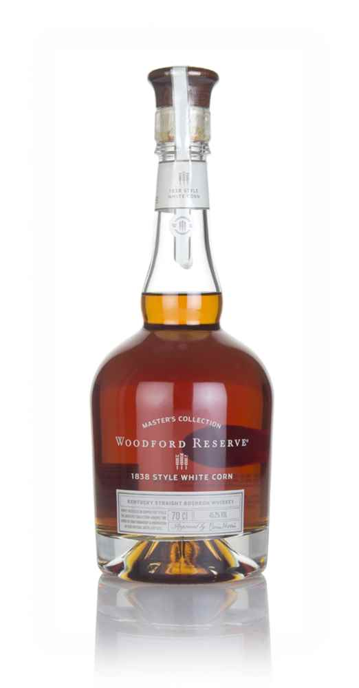 Woodford Reserve Master's Collection - 1838 Style White Corn