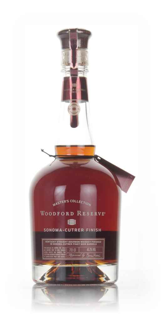 Woodford Reserve Master's Collection - Sonoma-Cutrer Finish