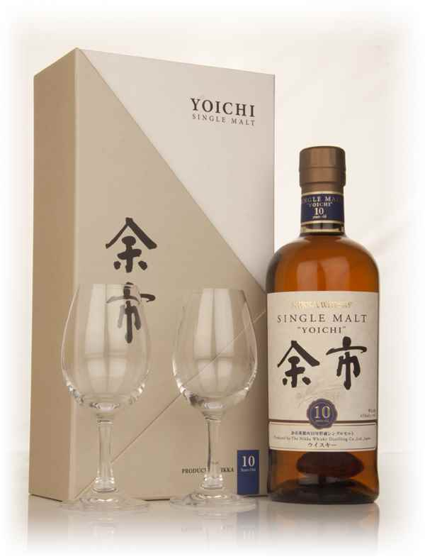 Yoichi Single Malt Glass Gift Set
