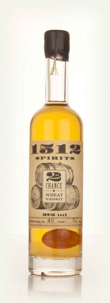 1512 Spirits 2nd Chance Wheat Whiskey (37.5cl)