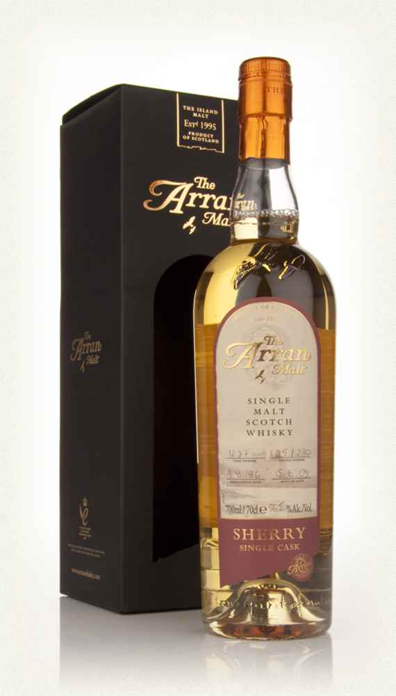 Arran Sherry Cask Finish (2009 Release)