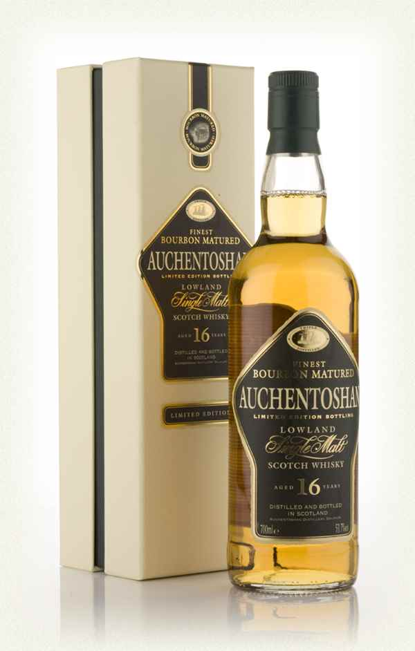 Auchentoshan 16 Year Old Bourbon Cask