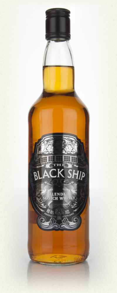 Black Ship Premium Blend