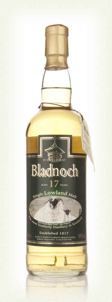Bladnoch 17 Year Old Sherry Matured - Sheep Label